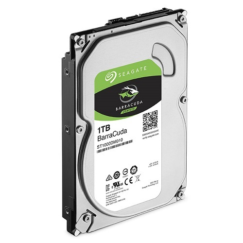1TB SEAGATE BARRACUDA 7200RPM 64MB ST1000DM010