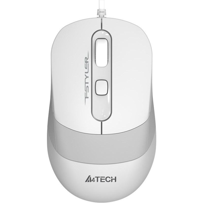 A4 TECH FM10 OPTIK MOUSE USB BEYAZ 1600 DPI