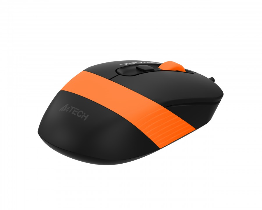 A4 TECH FM10 OPTIK MOUSE USB TURUNCU 1600 DPI