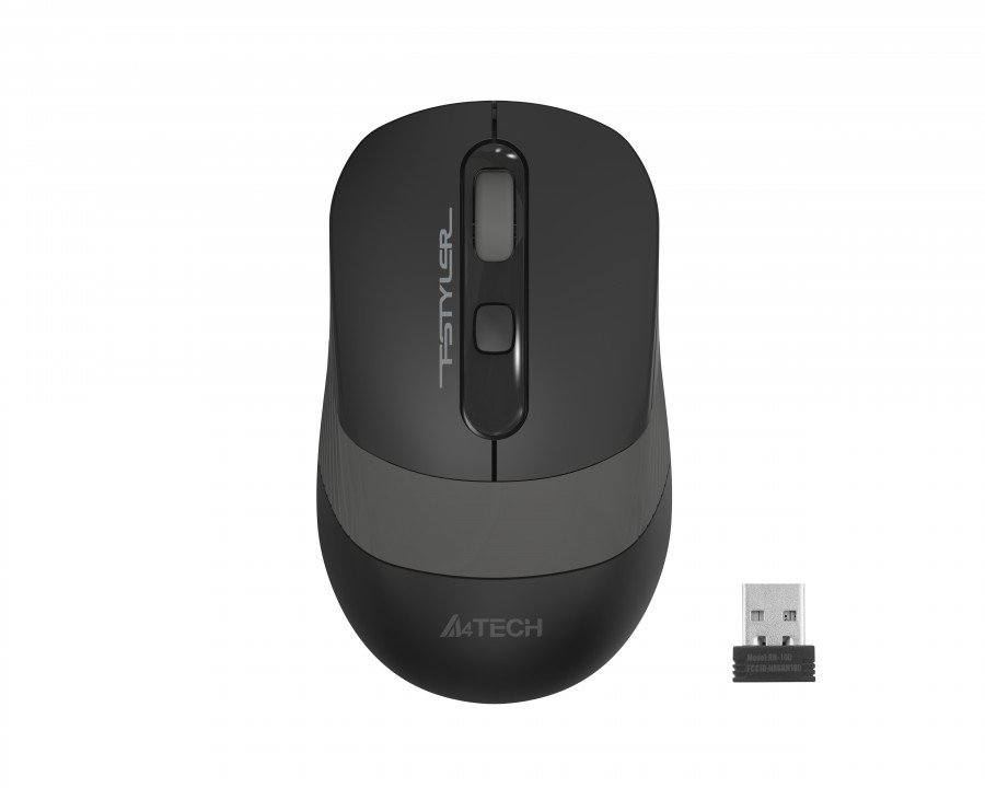 A4 TECH FG10 OPTIK MOUSE NANO USB GRİ 2000DPI