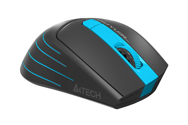 A4 TECH FG30 OPTIK MOUSE NANO USB MAVİ 2000 DPI