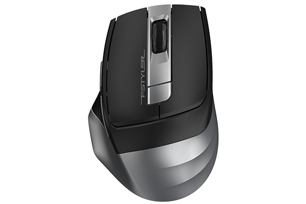 A4 TECH FG35 OPTIK MOUSE NANO USB GRİ 2000 DPI