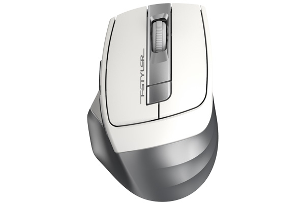 A4 TECH FG35 OPTIK MOUSE NANO USB GÜMÜŞ 2000 DPI