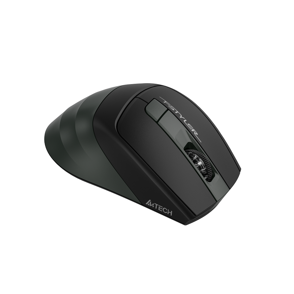 A4 TECH FB35 OPTIK MOUSE BLUETOOTH+NANO USB YEŞİL