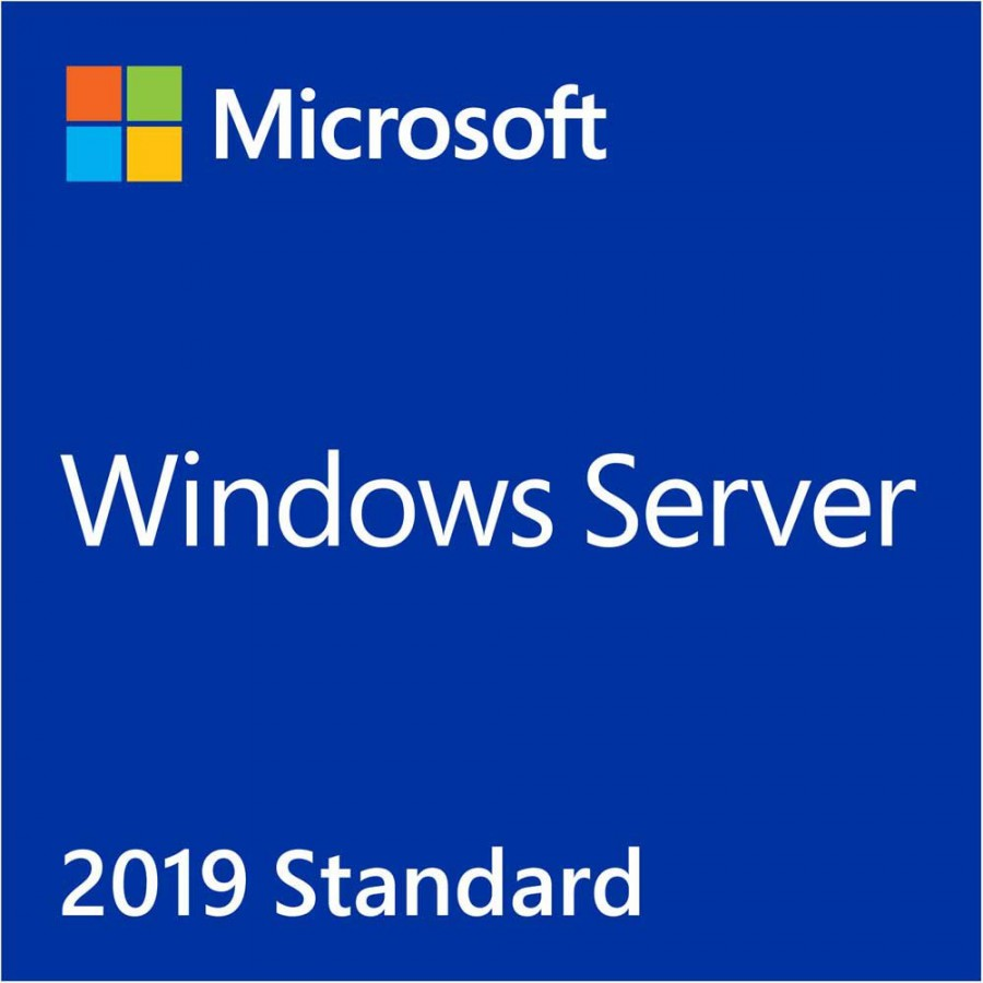 DELL WINDOWS SERVER ROK 2019 STANDART W2K19STD / 634-BSFX