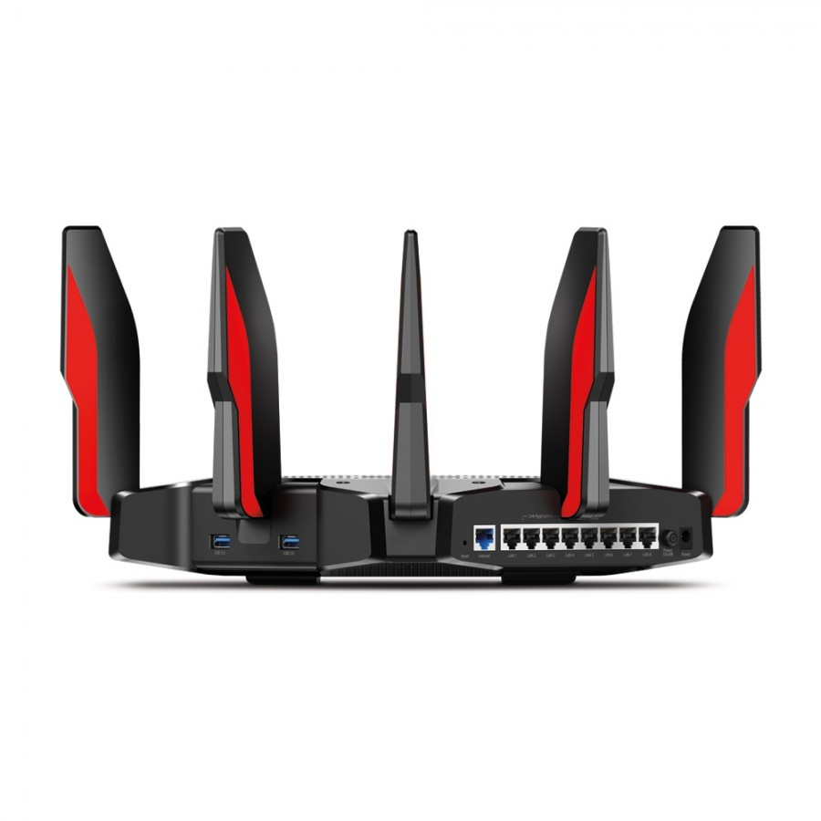 TP-LINK ARCHER C5400X TRI-BAND MU-MIMO ROUTER (3BANT OYUN ROUTER)